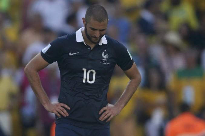 France Karim Benzema