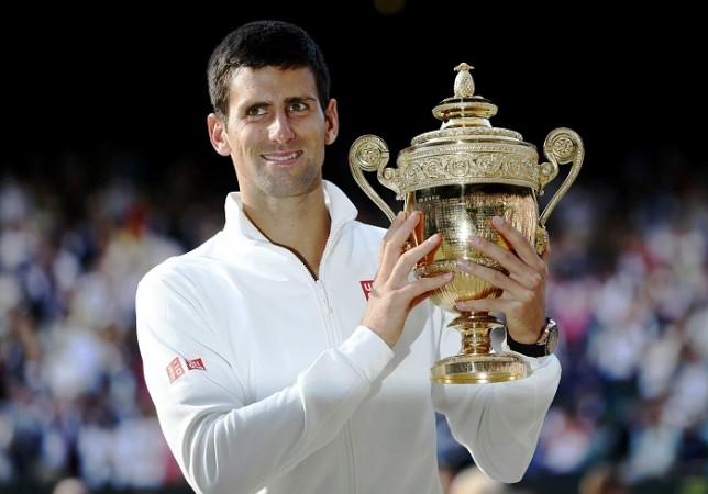 Novak Djokovic Wimbledon Title