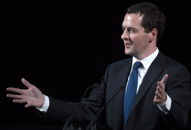 British Chancellor George Osborne has thrown lavish praises on the PM declaring his admiration for Modi's 'ambition, drive and pace'.