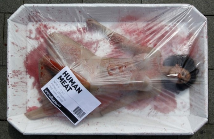 Human meat sold in Nigeria