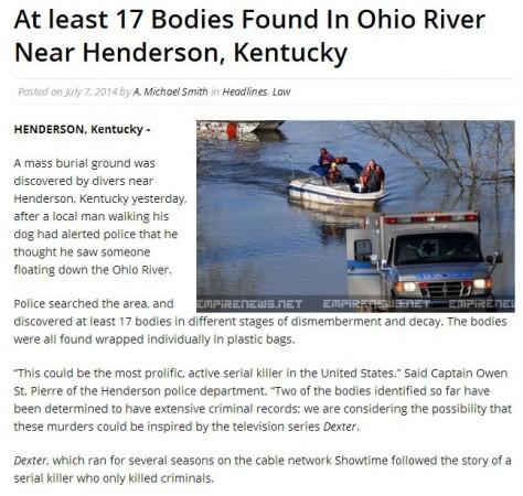 17 Bodies Found