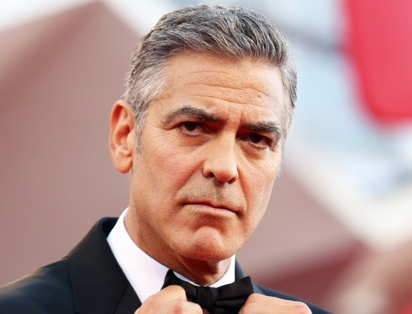 George Clooney has rejected an apology from Daily Mail over a story that claimed his fiancee's mother objected to their marriage.