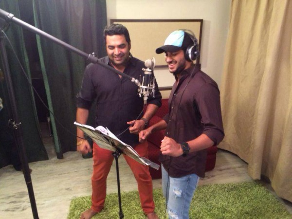 Dulquer singing promo song of