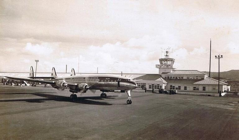 Flying Tiger Line Flight 739