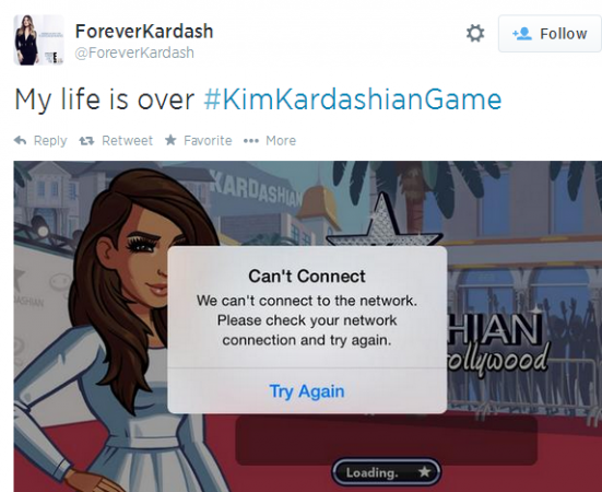 Kim Kardashian: Hollywood not working