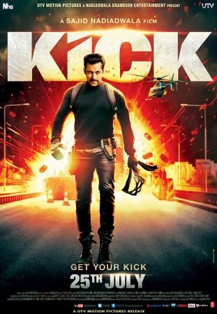 Kick Poster