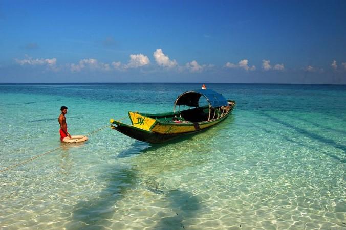 Andaman, Nicobar, Islands