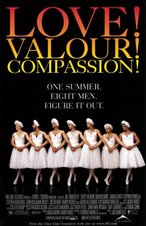 Love! Valor! Compassion!