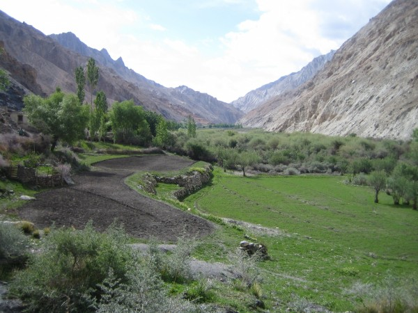 Markha Valley.