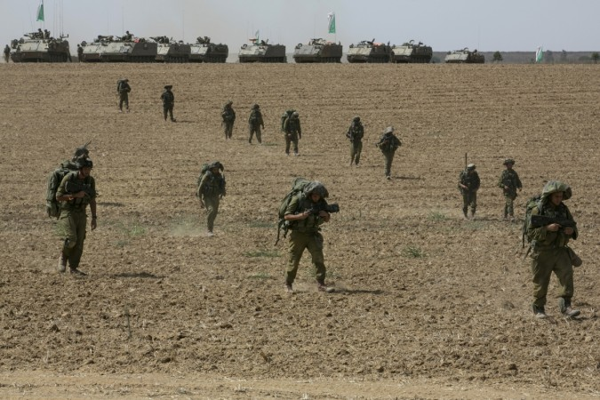 Silence in Gaza Strip as Israel and Hamas Agree 72-Hour Humanitarian Truce