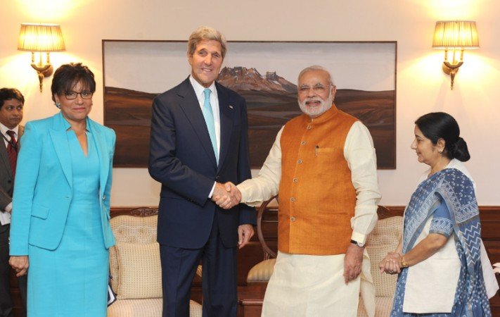 Modi-Kerry