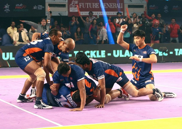 Pro Kabbadi League