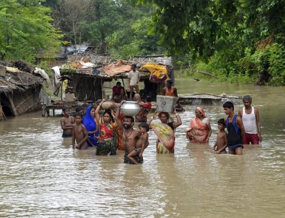 Bihar evacuation