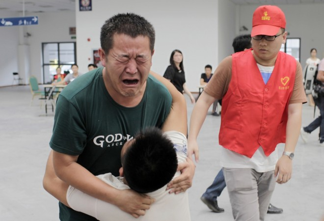 Excess level of dust is likely the cause of an explosion that ripped through a factory in the Chinese city of Kushan.