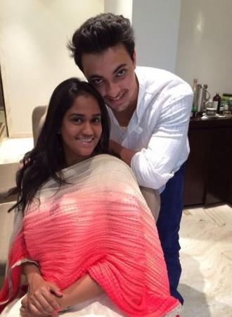 Salman's Sister Arpita to Marry Beau Aayush Sharma After Splitting with Arjun Kapoor?