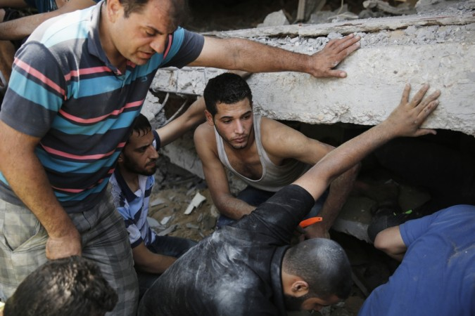 A new 72-hour ceasefire, brokered by Egypt, has been agreed between Israel and Gaza and came into force at 8am local time Tuesday.
