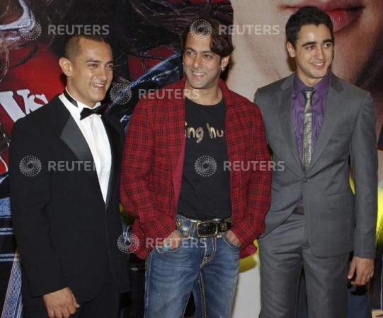 Aamir - Salman