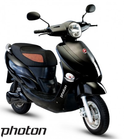 Hero Electric Launches Photon Electric Scooter