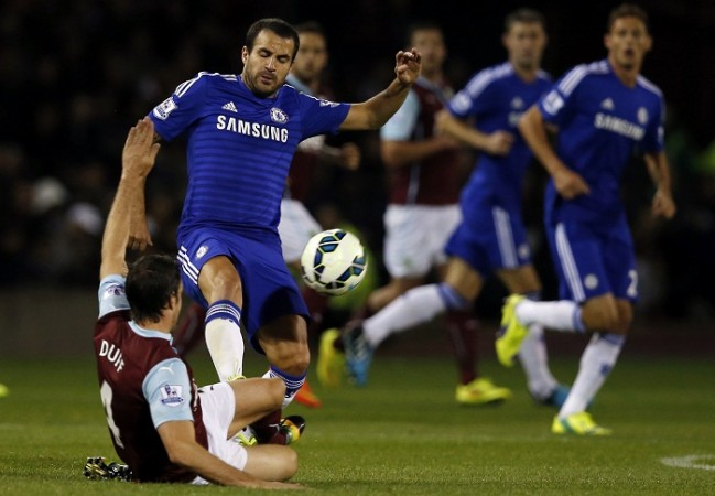 Chelsea Cesc Fabregas Burnley Michael Duff