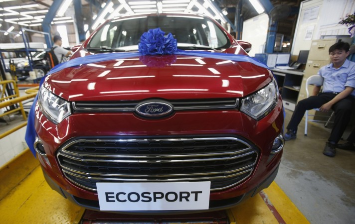 Ford EcoSport Crosses One Lakh Sales Milestone