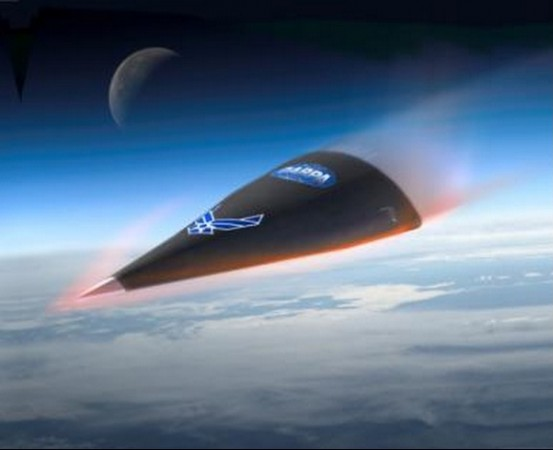A hypersonic weapon which is capable of reaching targets anywhere on earth just within an hour, was tested and destroyed by US.