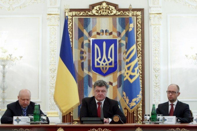 Ukraine has accused Russia of launching the greatest war after the Second World War.