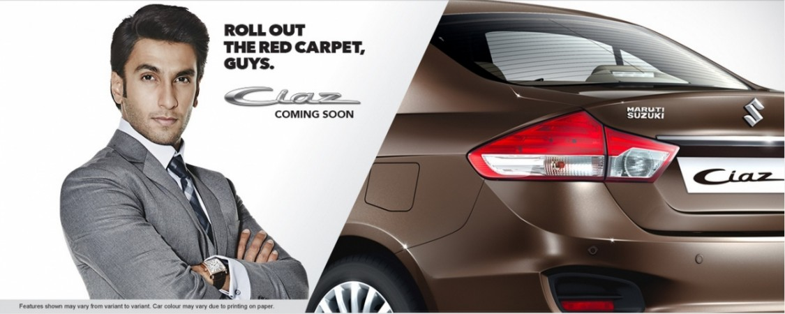 Maruti Suzuki Ciaz Features Revealed Ahead of Launch; Bookings, Price, Mileage and Other Details
