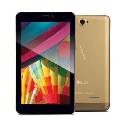 iBall 3G IPS 20 Slide Tablet