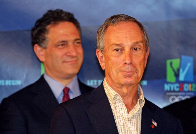 Bloomberg and Doctoroff