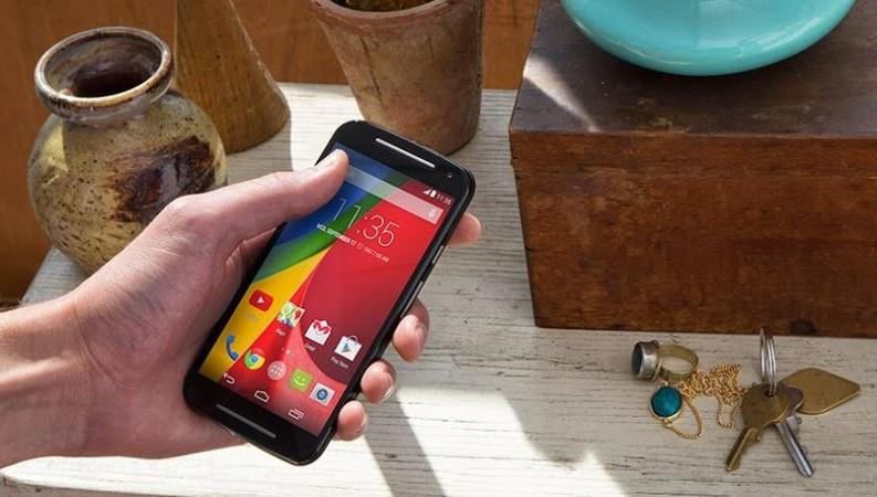 Motorola Unveils New Moto G (Gen 2)