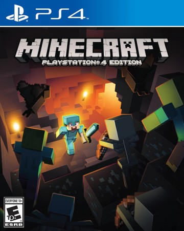 Minecraft PlayStation 4 Edition