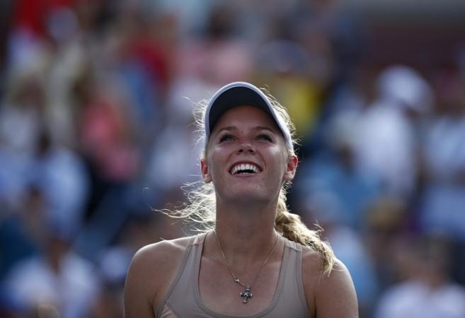 Caroline Wozniacki US Open
