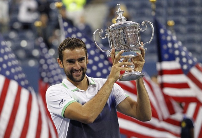 Marin Cilic US Open