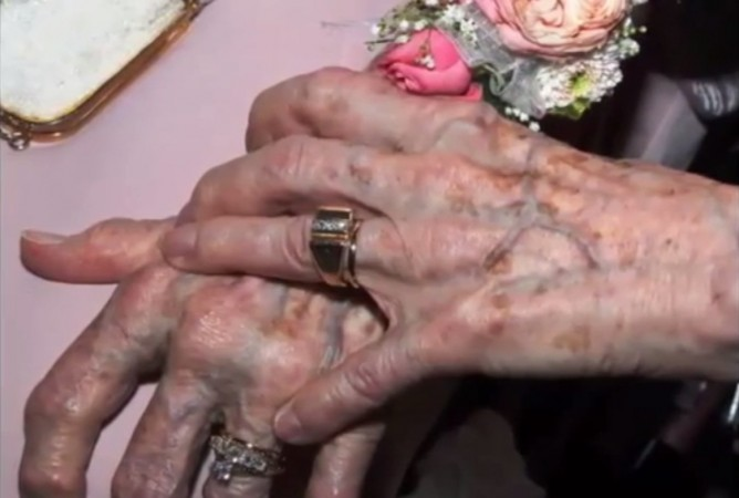 Lesbian Couple Marries After 72 Years Relationship