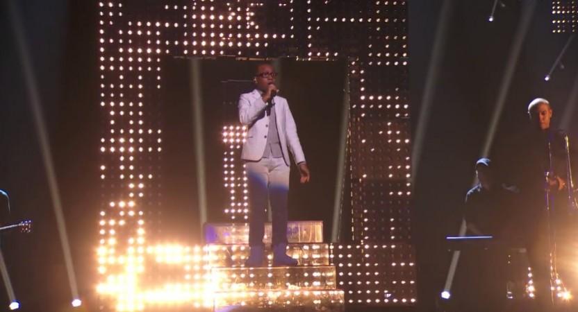 Quintavious Johnson on America's Got Talent 2014