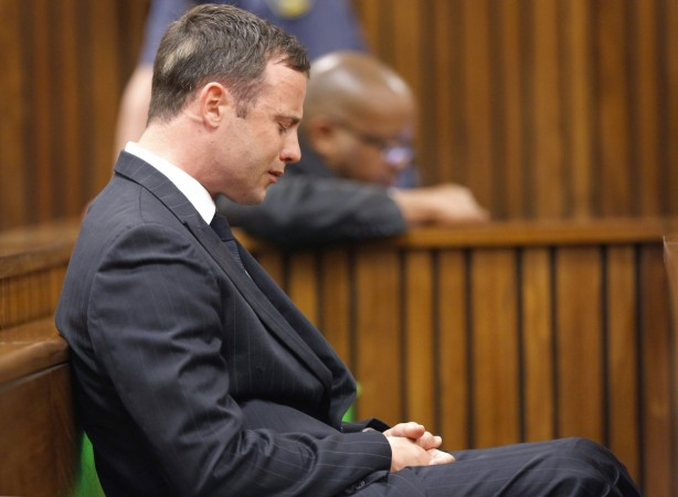 Oscar Pistorius Verdict:Judge says the blade runner is not guilty of premeditated murder.