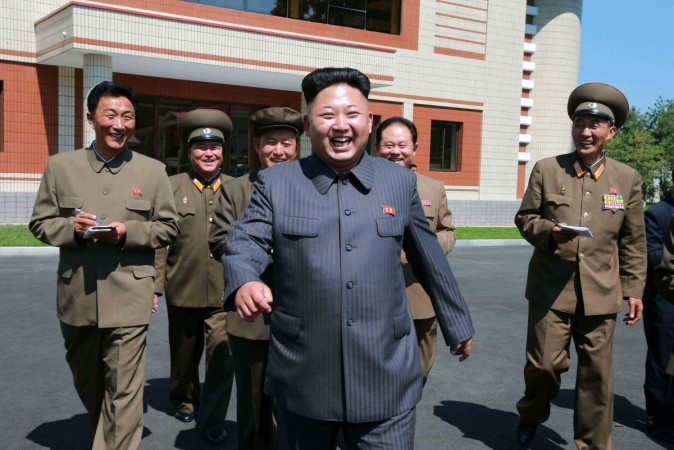 North Korea has given its blessings for the Scottish independence because they like 'Scotch whisky'.