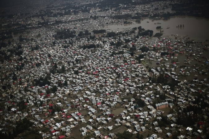 Jammu and Kashmir Flood