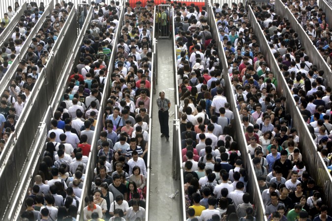 Top 10 World's Most Crowded Places and Events