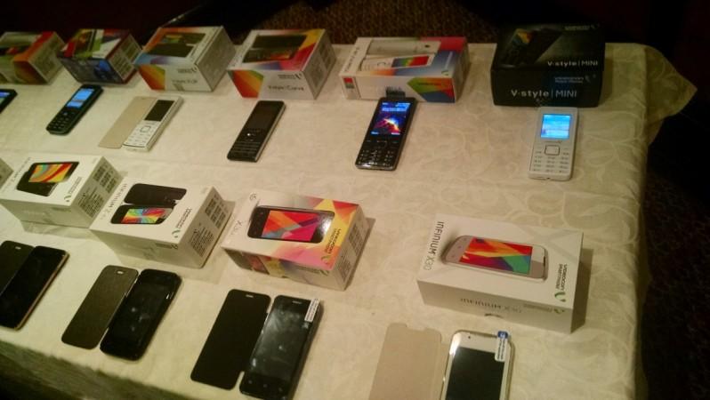 Videocon Launches New Infinium Smartphones Series in India
