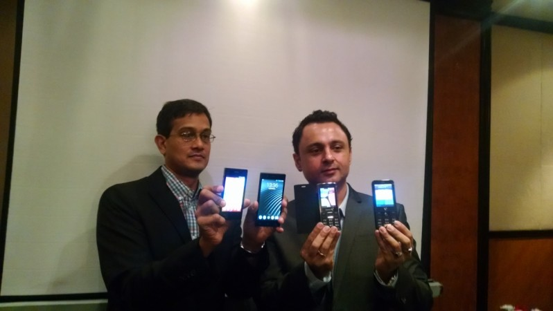 Videocon Launches New Infinium Smartphones Series in India