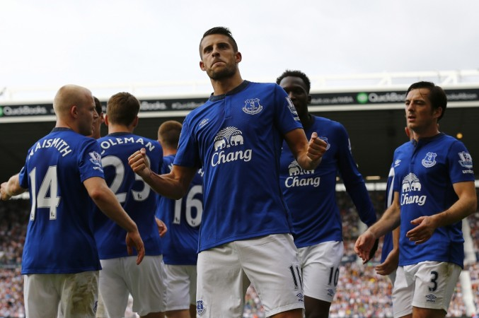 Everton vs Wolfsburg