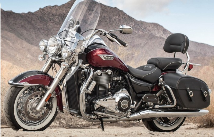 Triumph Motorcycles Launches Thunderbird LT in India;