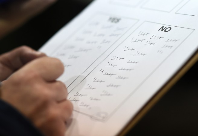 Scottish Referendum Live Results: Information on voter turnout, preliminary decision and latest developments