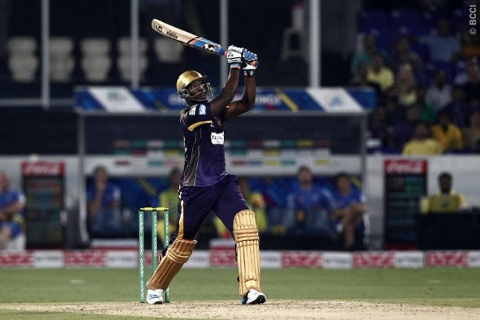 Andre Russell KKR