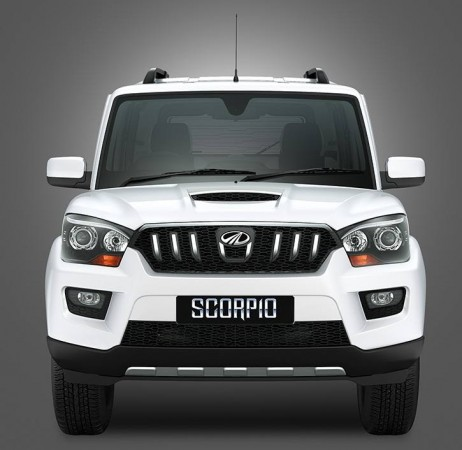 2014 Mahindra Scorpio Facelift Launched in India; Price, Feature, Booking Details [PHOTOS]