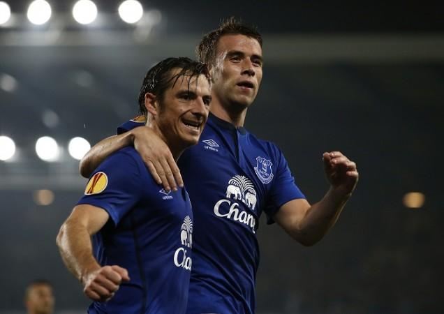 Everton Seamus Coleman Leighton Baines