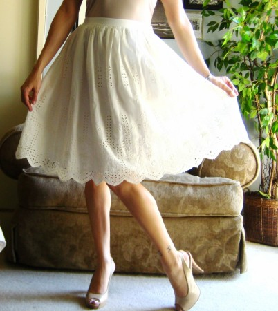 Skirt Size linked to breast cancer among menopausal women