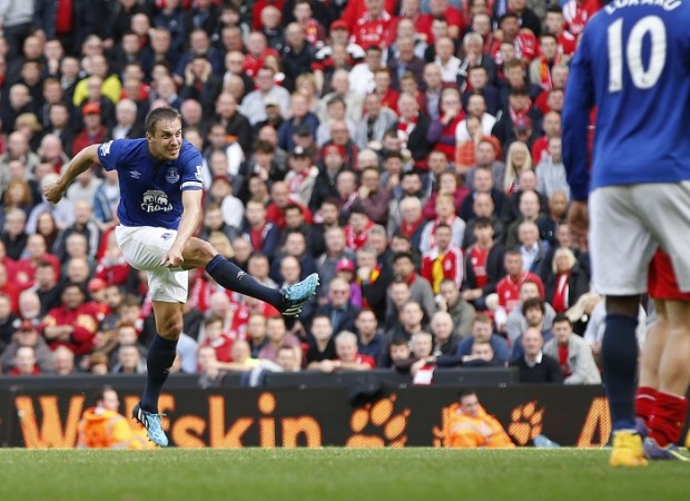 Phil Jagielka Everton Liverpool