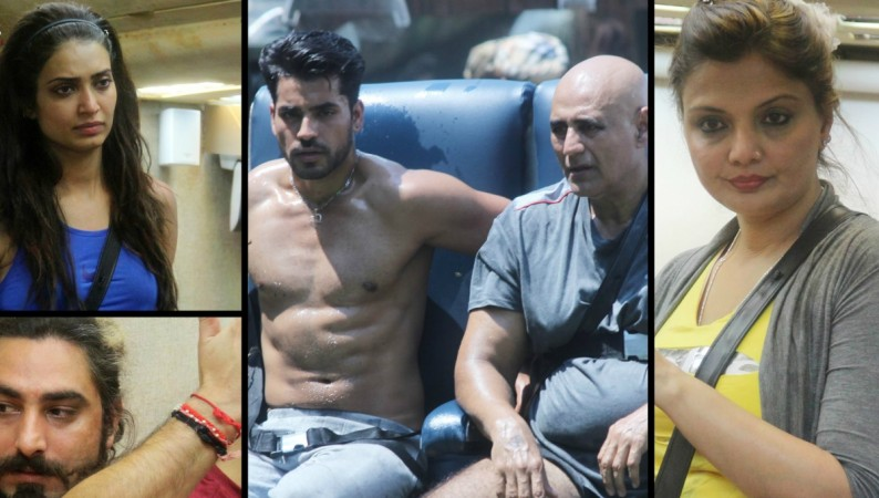 'Bigg Boss 8': Puneet Threatens to Kill Gautam, Karishma Rubs Chilli Powder Paste on Contestants